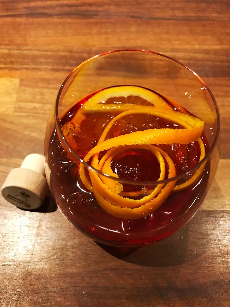 Nergroni fra Woodhill Gin | Woodhill Gin