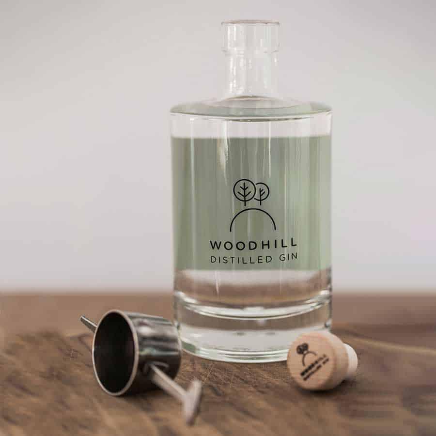 Woodhill Gin Flasken