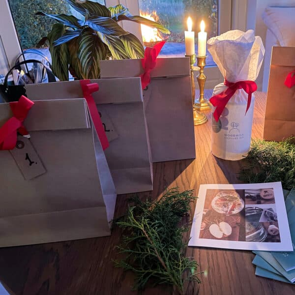 WoodhillGin Advent kalender 1 | Woodhill Gin