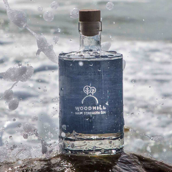Woodhill Gin Navy Strength