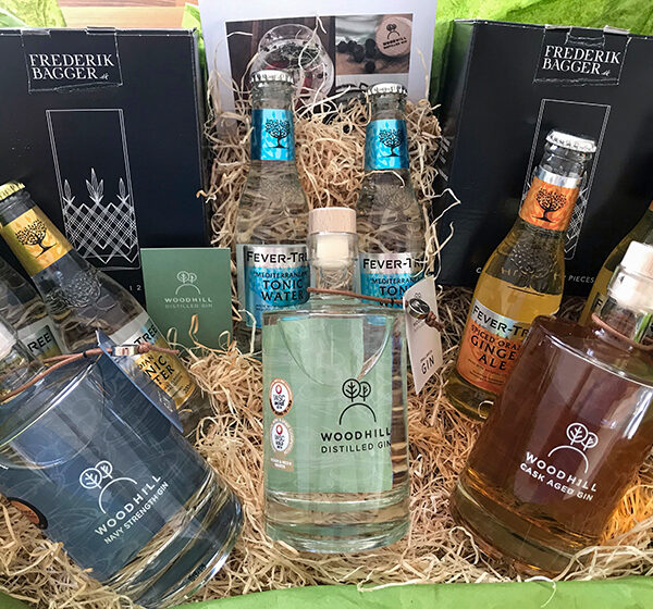 Woodhill Gins Store Gavesæt