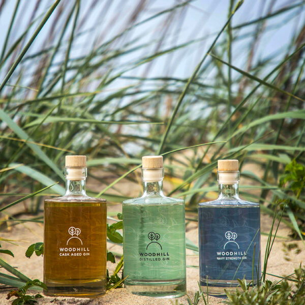 woodhill Gins store smagesæt