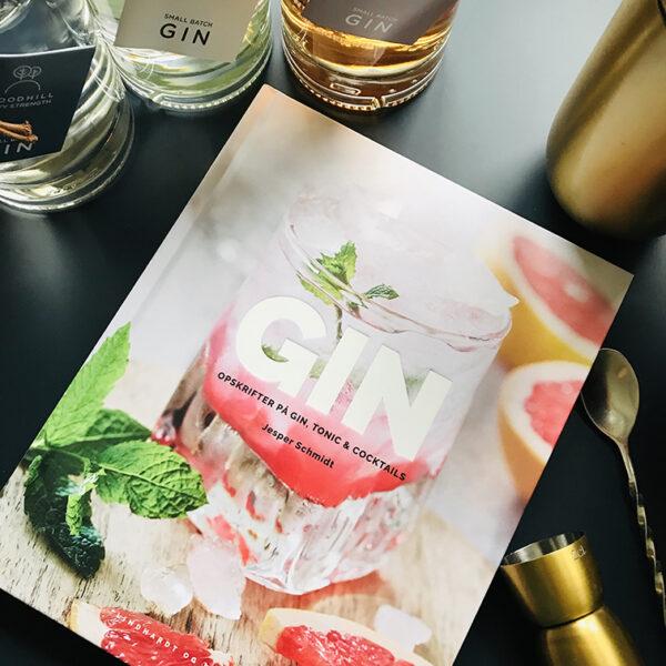 Gin bog af Jesper Schmidt